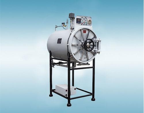 射洪电热卧式圆形压力蒸汽灭菌器